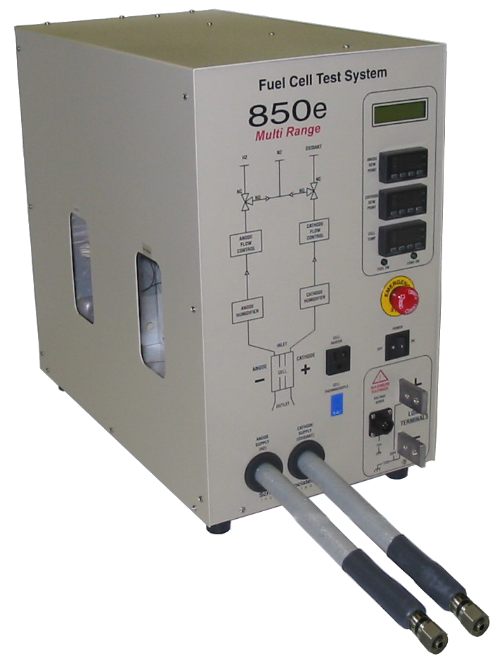 850e Fuel Cell Test System - Scribner Associates