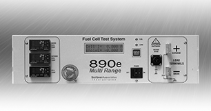 890e Fuel Cell Test Loads